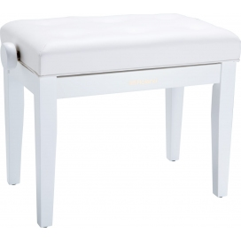 ROLAND RPB300WH PIANO BENCH WHITE