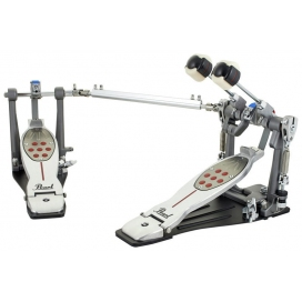 PEARL P-2052B ELIMINATOR DOUBLE BD PEDAL BELT DRIVE