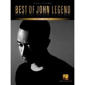JOHN LEGEND BEST OF - UPDATED EDITION