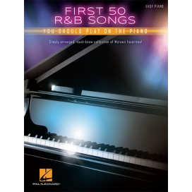 AAVV FIRST 50 RHYTHM & BLUES SONGS HL00196028