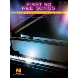 AAVV FIRST 50 RHYTHM & BLUES SONGS HL00196028