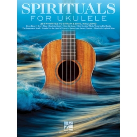 AAVV SPIRITUALS FOR UKULELE