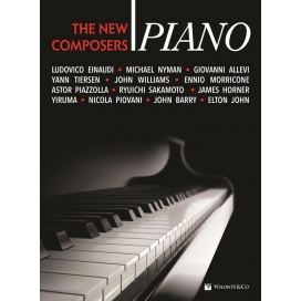 AAVV PIANO: THE NEW COMPOSERS MB643