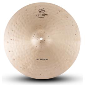 ZILDJIAN K CONSTANTINOPLE 20 MEDIUM RIDE