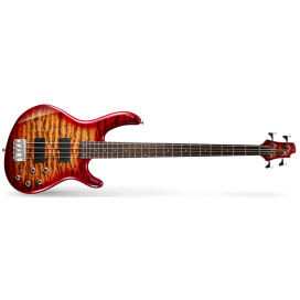CORT ACTION BASS DLX PLUS CRS