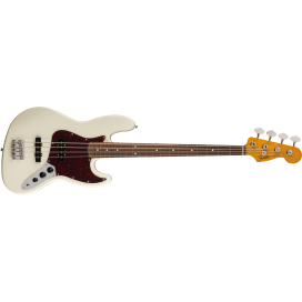 FENDER 60S JAZZ BASS LACQUER PF OWT