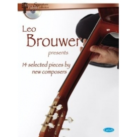 AAVV LEO BROWER PRESENTS + CD ML3255