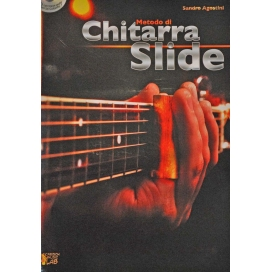 AGOSTINI S. METODO CHITARRA SLIDE + CD