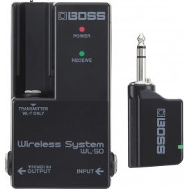 BOSS WL50 GUITAR WIRELESS SYSTEM