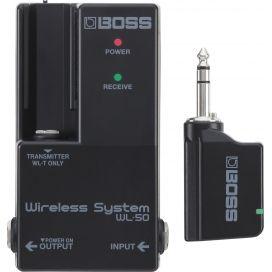 BOSS WL50 GUITAR WIRELESS SYSTEM