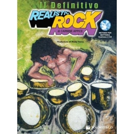 APPICE REALISTICK ROCK II DEFINITIVE + 2CD