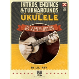 LIL' REV INTROS, ENDINGS AND TURNAROUNDS FOR UKULELE