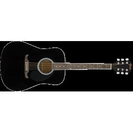 FENDER FA-125 BLACK WN