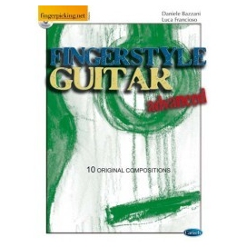 BAZZANI/FRANCIOSO FINGERSTYLE GUITAR ADVANCED + CD