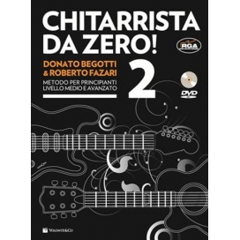 BEGOTTI/FAZARI CHITARRISTA DA ZERO! 2 + DVD MB250