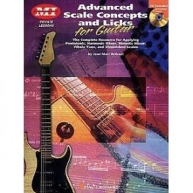 BELKADI ADVANCED SCALE CONCEPTS + CD ML903403