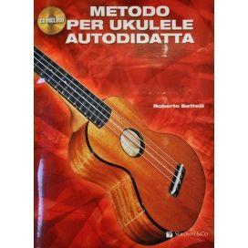 BETTELLI METODO UKULELE AUTODIDATTA + CD MB144
