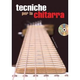 BEVILACQUA TECNICHE PER LA CHITARRA + CD