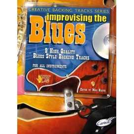 BIANCO IMPROVISING THE BLUES + CD ML2551