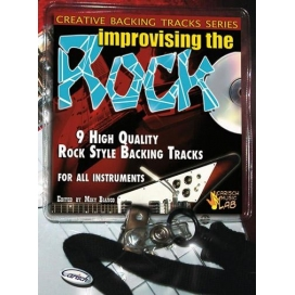 BIANCO IMPROVISING THE ROCK + CD