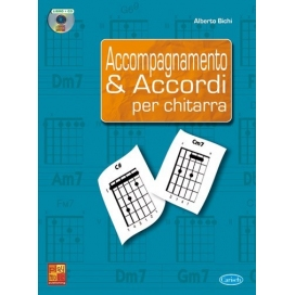 BICHI ACCORDI E ACCOMPAGNAMENTO CHITARRA +CD ML3222