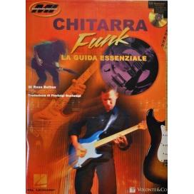 BOLTON CHITARRA FUNK + CD MB130