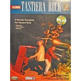 BOUCHARD TASTIERA ROCK LIVELLO BASE + CD MB62