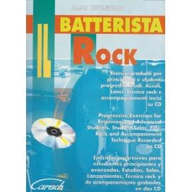 BUONOMO BATTERISTA ROCK +2CD MK12840