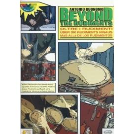 BUONOMO BEYOND THE RUDIMENTS + CD