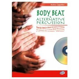 CAPPELLARI BODYBEAT VOLUME 1 + CD ML2833