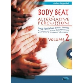 CAPPELLARI BODYBEAT VOLUME 2 + CD ML3532
