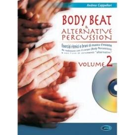 CAPPELLARI BODYBEAT VOLUME 2 + CD