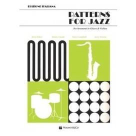 COKER/CASALE/CAMPBELL/GREENE PATTERNS PER JAZZ