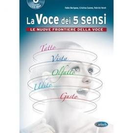 CUOMO LA VOCE DEI 5 SENSI + CD ML3337