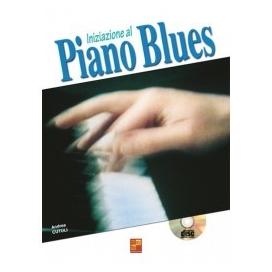 CUTULI INIZIAZIONE AL PIANOFORTE BLUES + CD