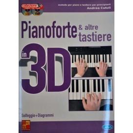 CUTULI PIANOFORTE E ALTRE TASTIERE + CD/DVD