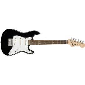 SQUIER AFFINITY MINI STRAT RW BLACK V2