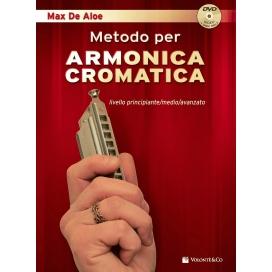DE ALOE METODO ARMONICA CROMATICA + DVD