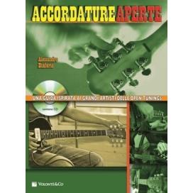 DIAFERIO ACCORDATURE APERTE + CD MB183