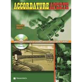 DIAFERIO ACCORDATURE APERTE + CD