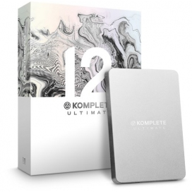NATIVE INSTRUMENTS KOMPLETE 12 COLLECTOR'S