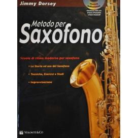 DORSEY METODO SASSOFONO + CD (PER ALTO)