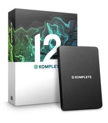 NATIVE INSTRUMENTS KOMPLETE 12 UPDATE K2-K11