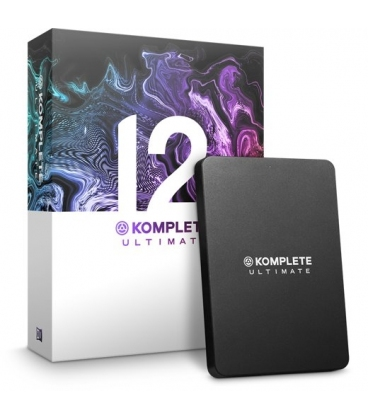 NATIVE INSTRUMENTS KOMPLETE 12 ULTIMATE UPGRADE K8-K12