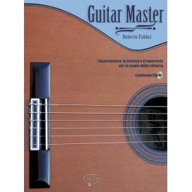 FABBRI GUITAR MASTER + CD