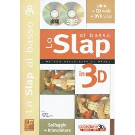 FERRANTE SLAP BASSO 3D CD +DVD
