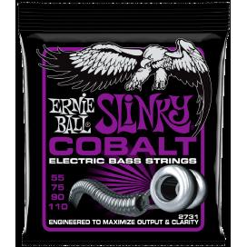ERNIE BALL 2731 COBALT POWER SLINKY BASS