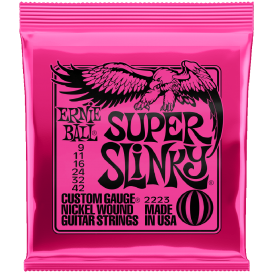 ERNIE BALL 2223 SP SET SL NKL 9-42