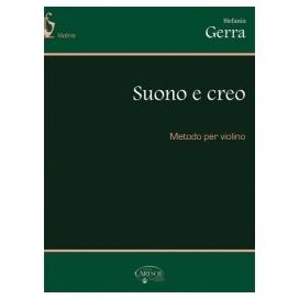GERRA SUONO E CREO METODO VIOLINO