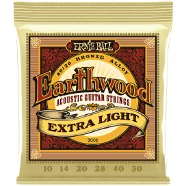 ERNIE BALL 2006 XL 10-50 ACOUSTIC